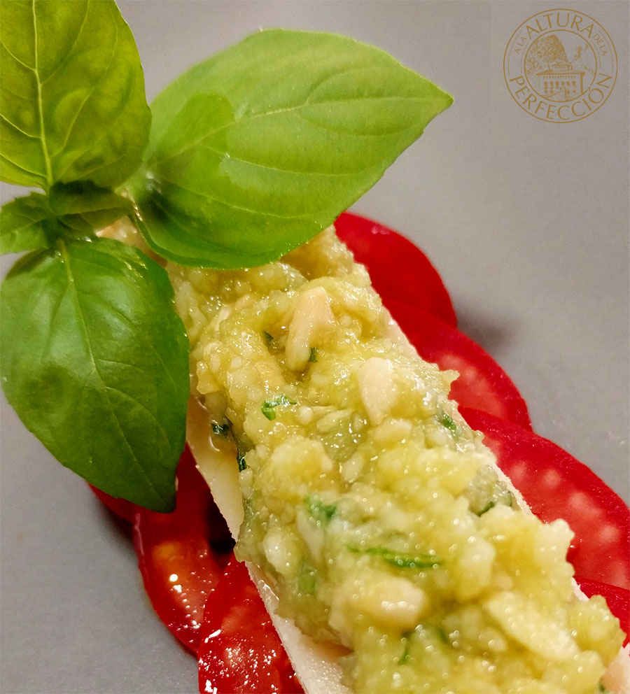 Mediterranean Style Recipes: Recipe For Mediterranean-style Carpaccio