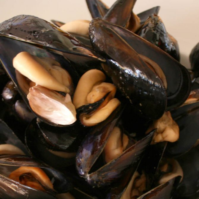 Recipe for Valencian mussels (clòtxines) with beer and chillies