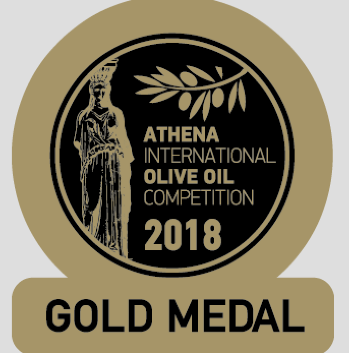 Medalla de Oro Athena