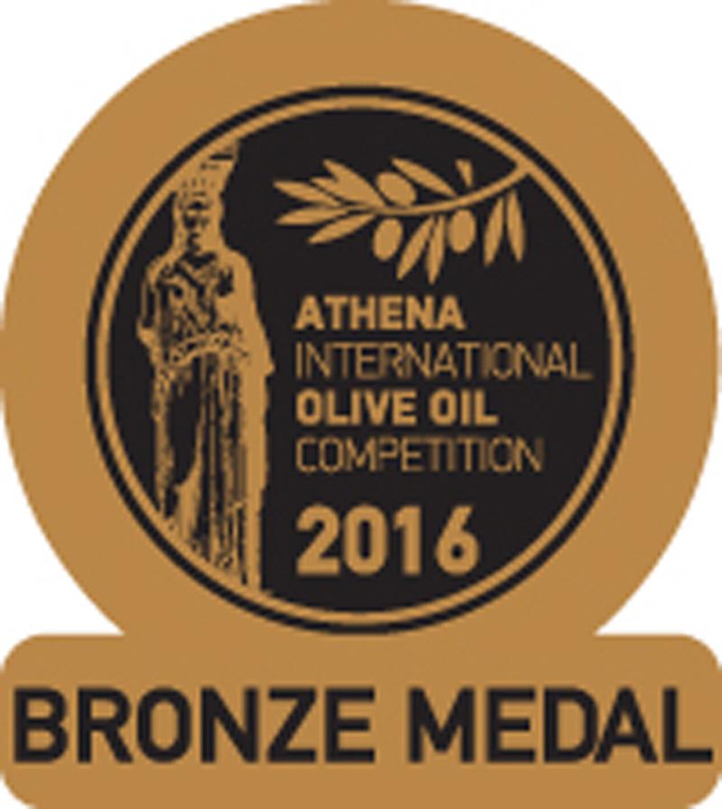 Medalla de Bronce Athena