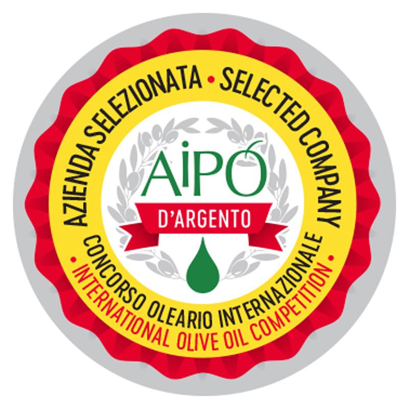 Certificato di Distinzione AIPO D´ARGENTO