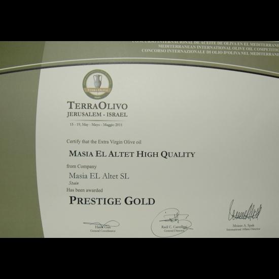 PRESTIGE GOLD