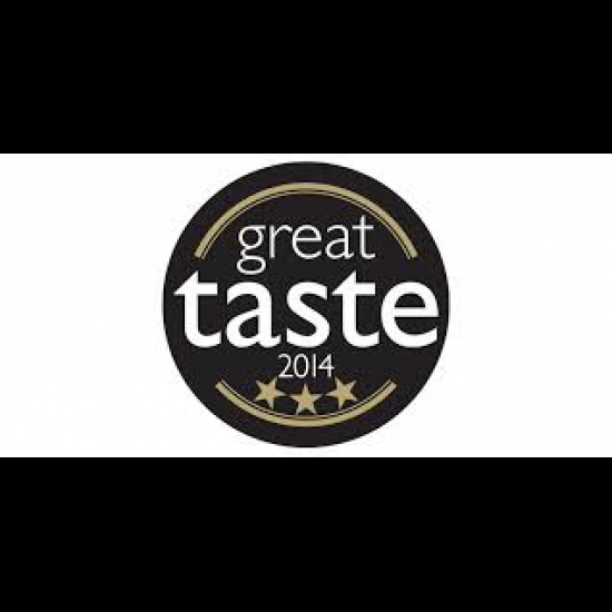 3 Estrellas Great Taste Awards