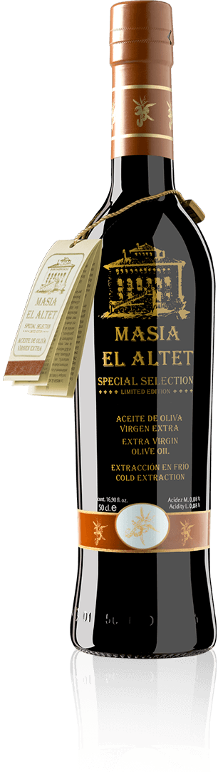 The best olive oil brand Masía el Altet